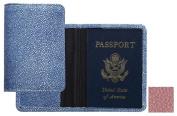 Raika ST 115 PINK Passport Cover - Pink