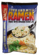 Koyo Foods 34774 Tofu & Miso Dry Ramen