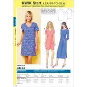 Kwik Sew Pattern Dresses,