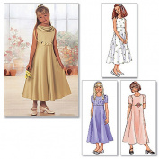 Butterick Pattern Girls' Dress,
