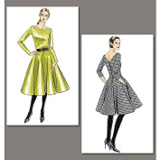 Vogue Pattern Misses' Dress, F5