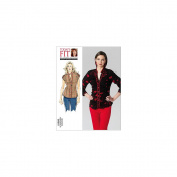 Vogue Pattern Misses' Blouse, All Sizes