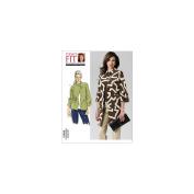 Vogue Pattern Misses' Jacket, All Sizes in 1 Envelope