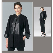 Vogue Pattern Misses' and Misses' Petite Jacket and Pants, A5