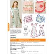 Kwik Sew Pattern Aprons, One Size