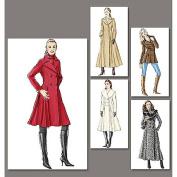 Vogue Pattern Misses' Coat, D