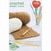 Coats Crochet Coats and Clark Books, Crochet, Made Easy