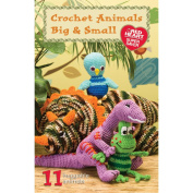 Coats & Clark Books-Crochet Animals Big & Small -Super Saver