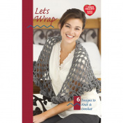 Coats and Clark Let's Wrap, Red Heart Super Saver