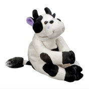 BRIGGS HEALTHCARE 615-5000-0001 MARGO MOO STUFFED ANIMAL HOT AND COLD PACK