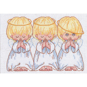 "Dimensions Jiffy ""Almost Perfect"" Mini Counted Cross Stitch Kit, 18cm x 13cm"