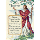 "Dimensions Gold Collection Petite ""In His Arms"" Counted Cross Stitch Kit, 13cm x 18cm"
