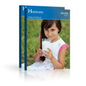 Alpha Omega Publications JHC200 Horizons Health 2Nd Grade Set
