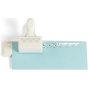 Martha Stewart Edge Punch-Lace Heart, .13cm x 4.8cm