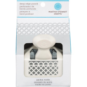 Martha Stewart Crafts Deep Edge Punch, Garden Trellis
