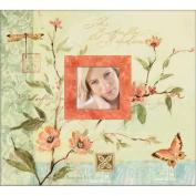 Post Bound Album 30cm x 30cm -Nature By Susan Winget
