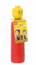 Lego Drinking Bottle, Red