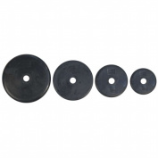 Power Systems 61639 4.5kg Rubber Standard Plate