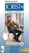 Jobst 113114 for Men 15-20 mmHg Moderate Casual Knee High Support Socks - Size & Color- Khaki Medium Tall