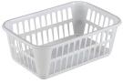 Sterilite Medium Storage Basket 16088048 - Pack of 12