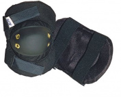 Alta 039-53010 Flex Industrial Elbow Pads One Size Bl