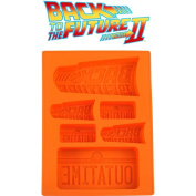 Back to The Future Silicone Tray