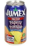 Jumex B35837 Jumex Papaya Pineapple Nectar -24x11.3 Oz