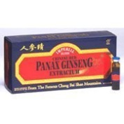 Imperial Elixir 0738351 Chinese Red Panax Ginseng Extractum 10 Bottles 3.4 fl oz - 10 ml - Each - 10-10 Ml