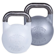 Power Systems 50495 Competition Kettlebell - Silver