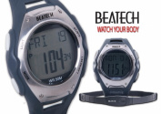 Beatech BHS8000I Beatech Heart Rate Monitor with Chest Strap