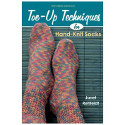 Martingale 378241 Martingale & Company-Toe-Up Techniques For Hand-Knit Socks