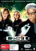 CSI: Season 12 [Region 4]