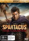 Spartacus: War of the Damned [Region 4]