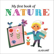 My First Book of Nature [Board book]