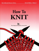 National Needlearts 347903 TNNA Books-How To Knit