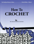 National Needlearts 347904 TNNA Books-How To Crochet
