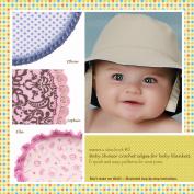 Ammees Babies 445157 Ammees Babies-Baby Shower Crochet Edges