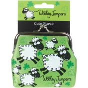 Dublin Gift Wooley Jumper Coin Purse