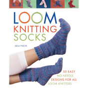 St. Martin's Books Loom Knitting Socks