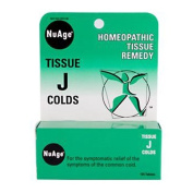 Nuage Labs 0346445 Hylands Tissue J Colds - 125 Tablets