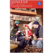 Coats & Clark Books Family Warmers