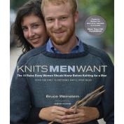 Stewart Tabori & Chang Books Knits Men Want
