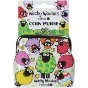 Dublin Gift Wacky Woolie Coin Purse-Coin Purse