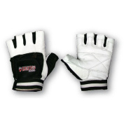 Grizzly Fitness 8728-04 White Grizzly Paw Training Glove