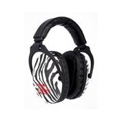 Pro Ears PE-26-U-Y-008 Passive Revo 26- Zebra Vert
