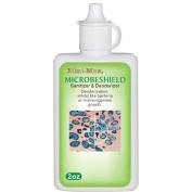 Mini-Max World Headquarters LLC 60ml-MISHLD Thermax Mini-Max Microbeshield Deodorizer And Sanitizer