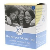 Gladrags 0359323 The Moon Menstrual Cup - Size B - 1 Cup