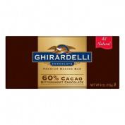 Ghirardelli 30616 Bittersweet Chocolate Baking Bar