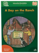 Leap Frog 90583 Tag InterACTIVE Decodable Level 4 Book A Day on the Ranch