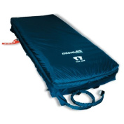 Invacare MA51 MicroAIR Alternating Pressure Mattress Replacement with 10 LPM Compressor